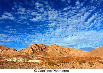 Lake Mead National Recreation Area - Clouds form an...