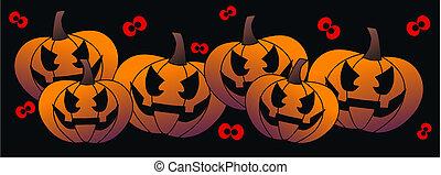 halloween header for website