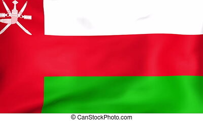 Flag Of Oman - Developing the flag of Oman