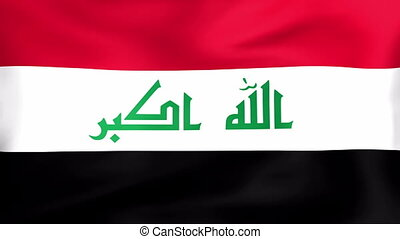 Flag Of Iraq - Developing the flag of Iraq