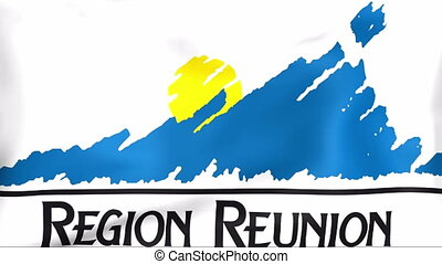 Flag Of Reunion