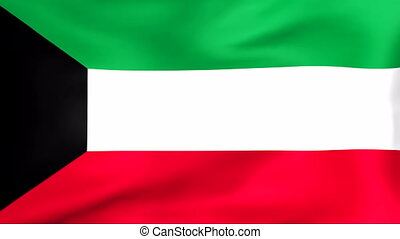 Flag Of Kuwait - Developing the flag of Kuwait