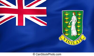 Flag Of British Virgin Islands - Developing the flag of...