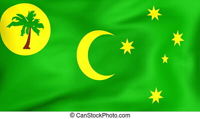 Flag Of Cocos (Keeling) Islands - Developing the flag of...