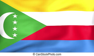Flag Of Comoros - Developing the flag of Comoros