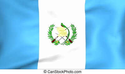 Flag Of Guatemala - Developing the flag of Guatemala