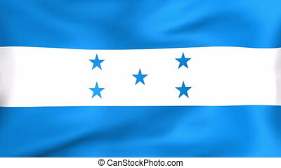 Flag Of Honduras - Developing the flag of Honduras