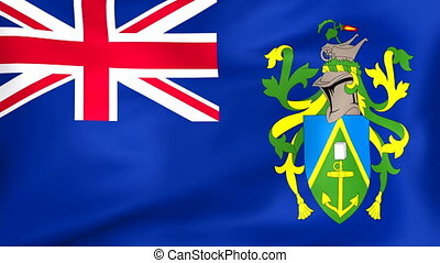 Flag Of Pitcairn - Developing the flag of Pitcairn