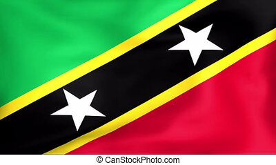 Flag Of Saint Kitts and Nevis - Developing the flag of Saint...