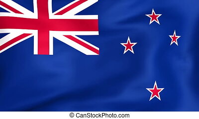 Flag Of New Zealand - Developing the flag of New Zealand