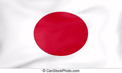 Flag Of Japan - Developing the flag of Japan