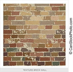 brick wall texture grange style