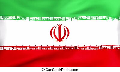 Flag Of Iran - Developing the flag of Iran