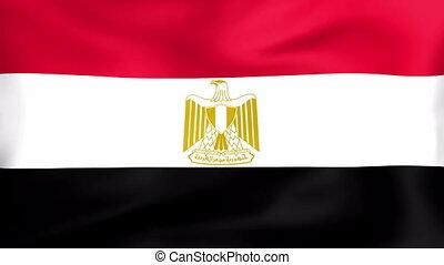 Flag Of Egypt - Developing the flag of Egypt