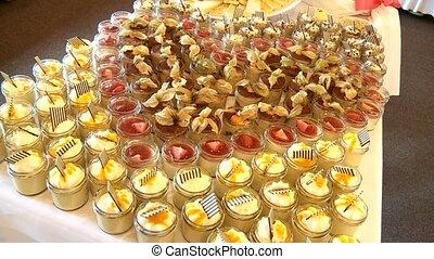 dessert - Dessert video footage