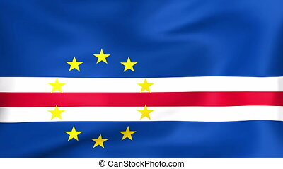 Flag Of Cabo Verde - Developing the flag of Cabo Verde