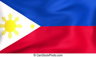 Flag Of Pilipinas - Developing the flag of Pilipinas