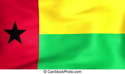 Flag Of Guinea-Bissau - Developing the flag of Guinea-Bissau