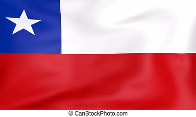 Flag Of Chile - Developing the flag of Chile