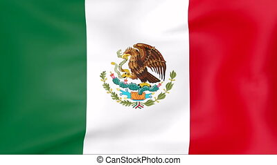 Flag Of Mexico - Developing the flag of Mexico