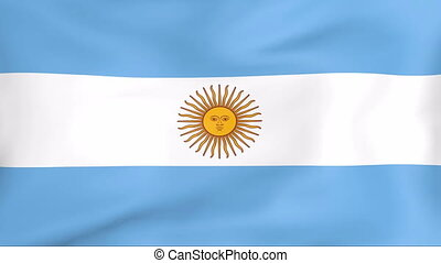 Flag Of Argentina - Developing the flag of Argentina