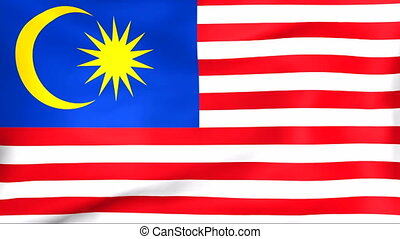 Flag Of Malaysia - Developing the flag of Malaysia