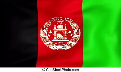 Flag Of Afghanistan - Developing the flag of Afghanistan