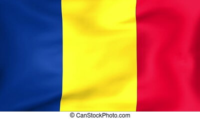 Flag Of Romania - Developing the flag of Romania