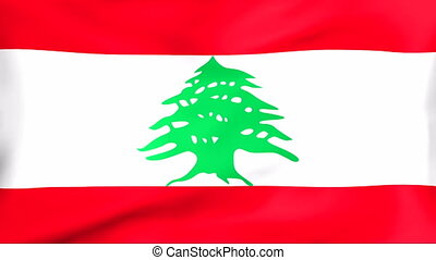 Flag Of Lebanon - Developing the flag of Lebanon