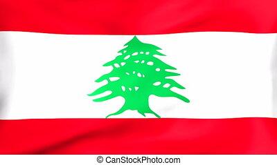 Flag Of Lebanon - Developing the flag of Lebanon