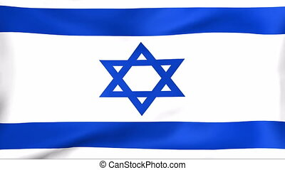 Flag Of Israel - Developing the flag of Israel