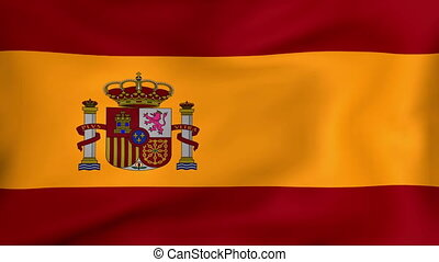 Flag Of Spain - Developing the flag of Spain