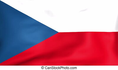 Flag Of Czech - Developing the flag of Czech