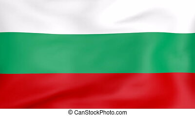 Flag Of Bulgaria - Developing the flag of Bulgaria