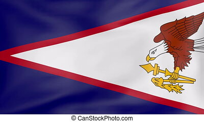 Flag Of American Samoa - Developing the flag of American...