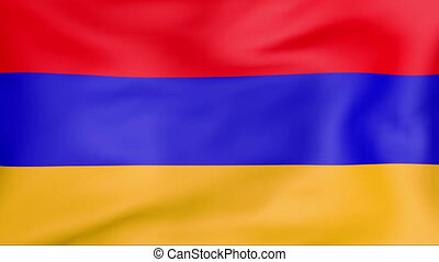 Flag Of Armenia - Developing the flag of Armenia