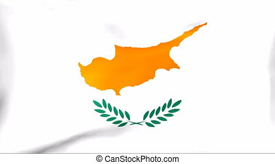 Flag Of Cyprus - Developing the flag of Cyprus