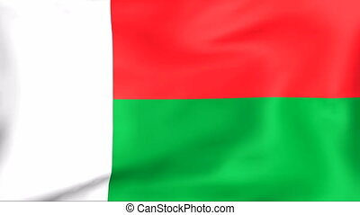 Flag Of Madagascar - Developing the flag of Madagascar