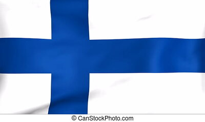 Flag Of Finland - Developing the flag of Finland
