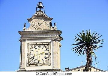 """Porta dell'Orologio - The Clock Tower """"Porta dell'Orologio""""..."""