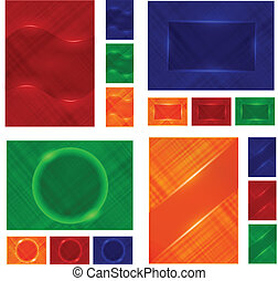 background 050712 - Vector illustration abstract background...