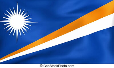 Flag Of Marshall Islands - Developing the flag of Marshall...