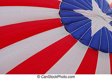 Patriótico,  balloon, desenho