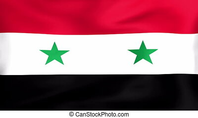 Flag Of Syria - Developing the flag of Syria