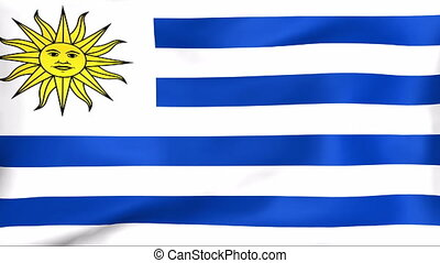 Flag Of Uruguay - Developing the flag of Uruguay
