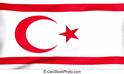 Flag Of Northern Cyprus - Developing the flag of Northern...