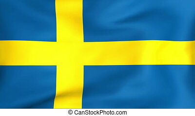 Flag Of Sweden - Developing the flag of Sweden