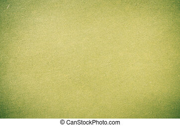 Pastel green paper or plaster