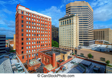 Downtown Columbia South Carolina
