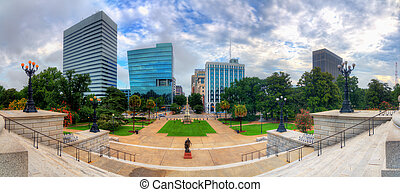 Downtown Columbia, SC - Downtown Columbia, South Carolina